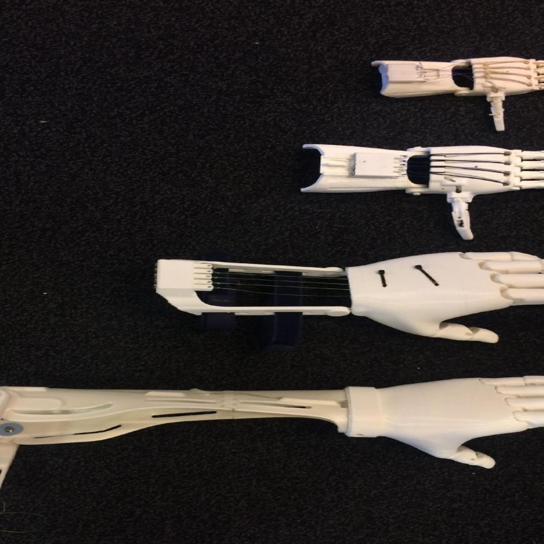 Kopie van protheses op maat